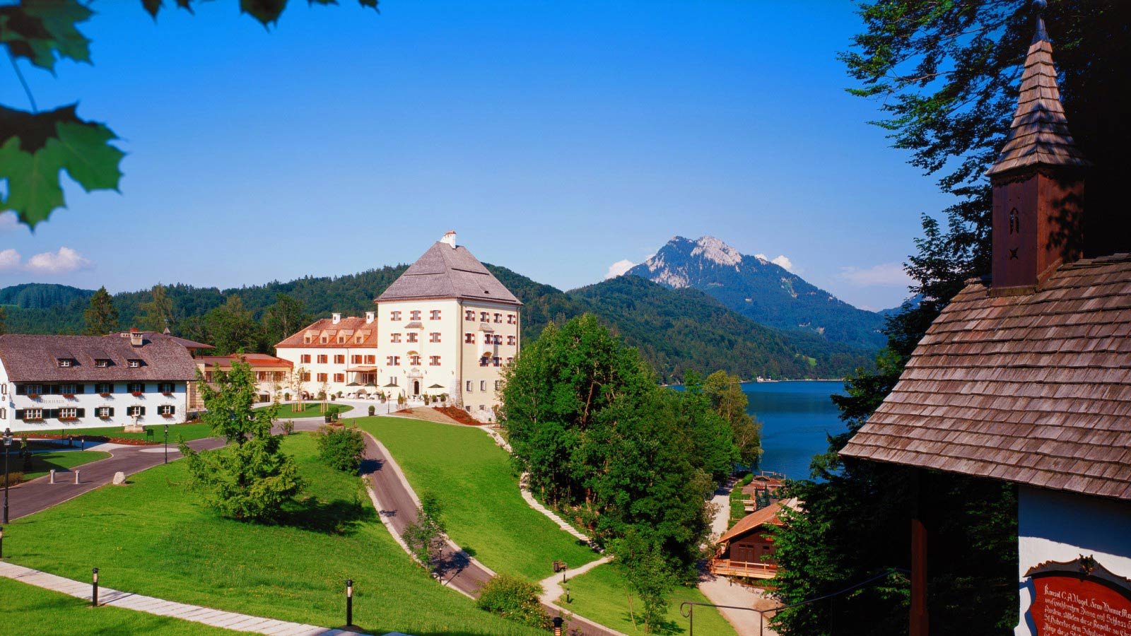 Schloss Fuschl Resort & Spa, 5*
